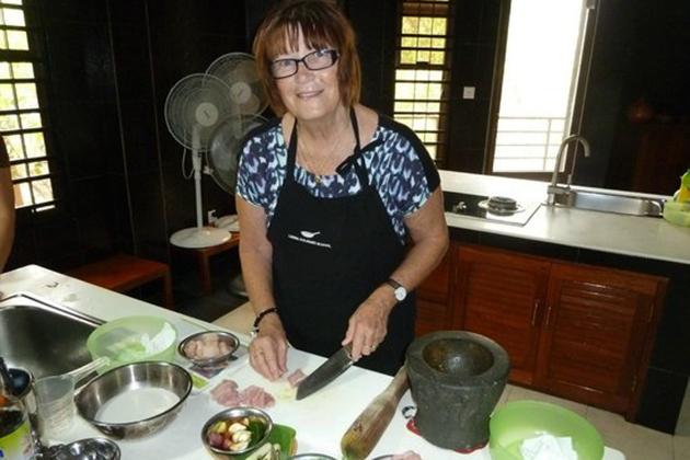 Cambodia Linna Culinary School