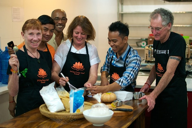 Feel Good Cooking School Cambodia