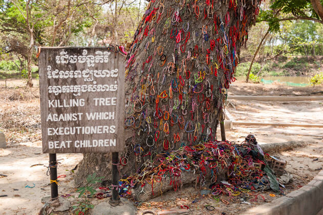 Killing fields, Cambodia classic tours