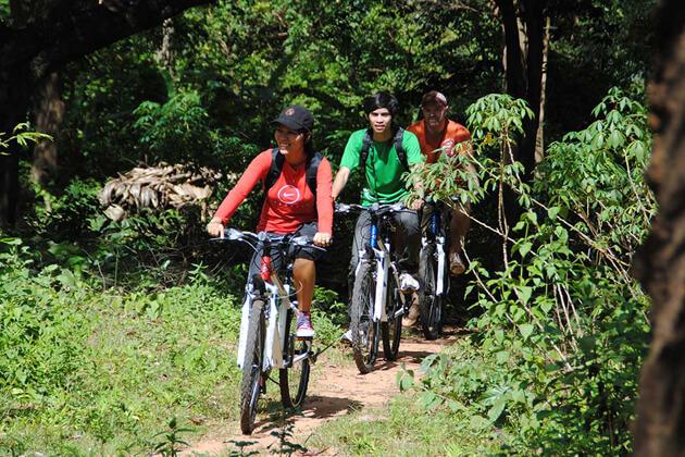Koh Roughniv cycling tours