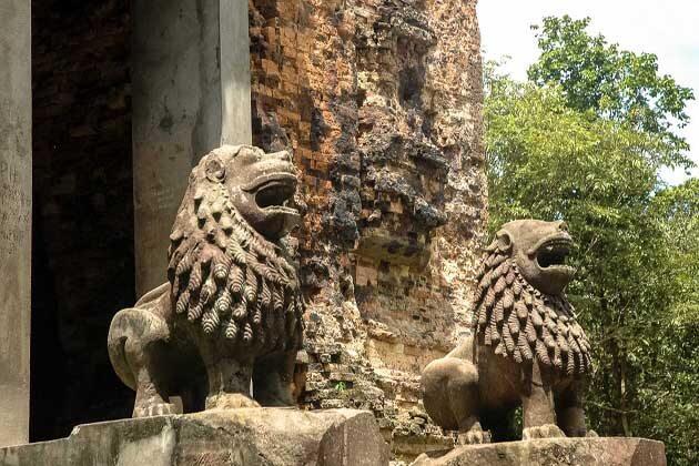 Sambor Prei Kuk, Siem Reap Tours