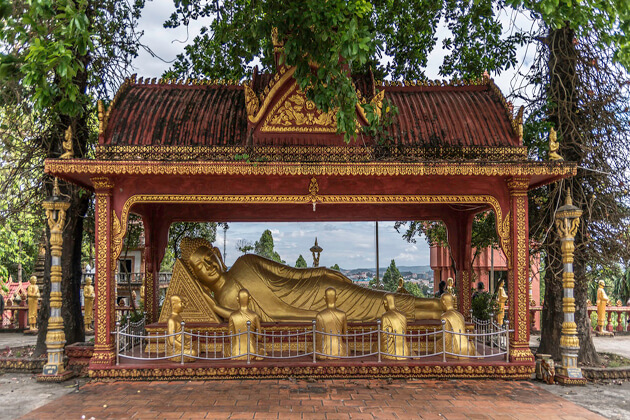 Sihanoukville Pagoda, Travel to Cambodia