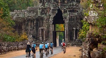 Southern Cambodia Cycling Tour – 8 Days