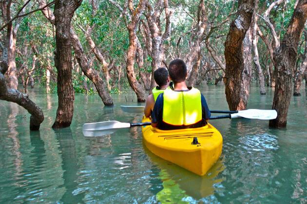 Cambodia Kayaking & Cycling Tour – 4 Days