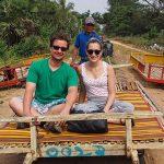Bamboo train, Cambodia trips