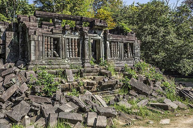 Beng Mealea, Cambodia classic tours