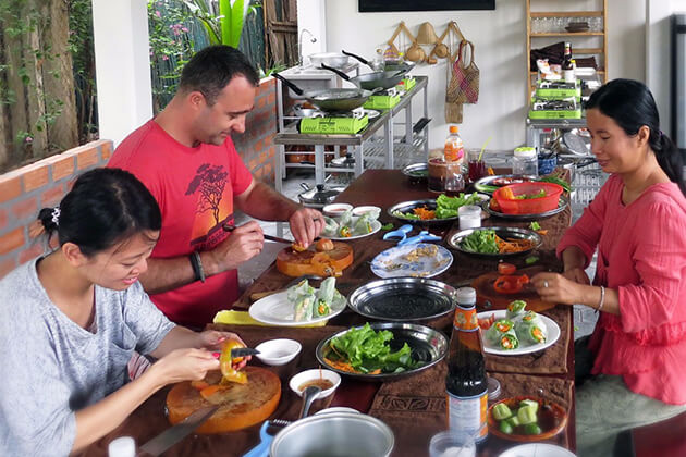 Cooking class in Siem Reap, Cambodia trips