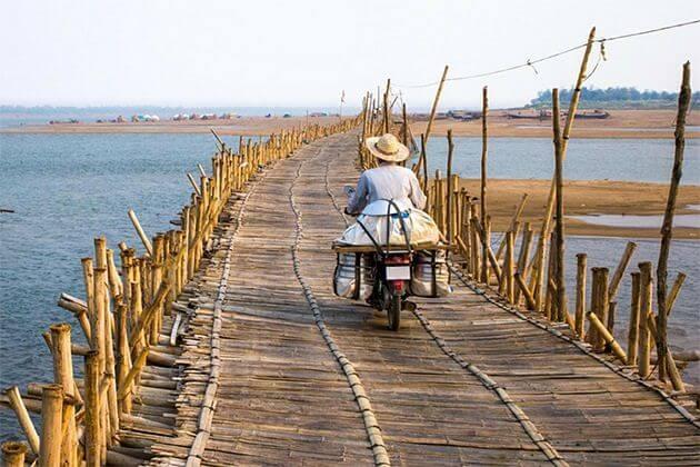 Kampong Cham, Cambodia tours itinerary