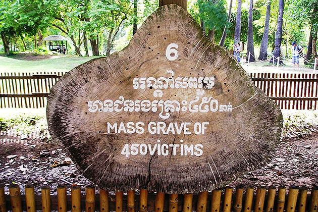 Killing Field, Cambodia Tours