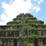 Koh Ker temple, Cambodia tours