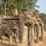 Terrace of the Elephants cambodia classic tour