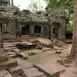 Tonle Bati Temple, Family adventure tour in Cambodia