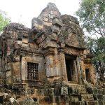 Wat Ek Phnom cambodia adventure tour