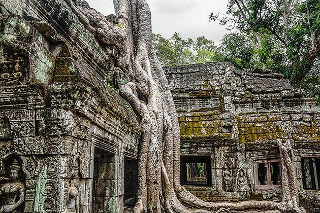 angkor thom cambodia cuisine tour
