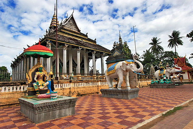battambang city exploration, Cambodia travel