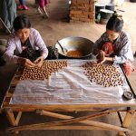 palm sugar production cambodia cuisine tour