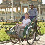 phnom penh cyclo cambodia cuisine tour