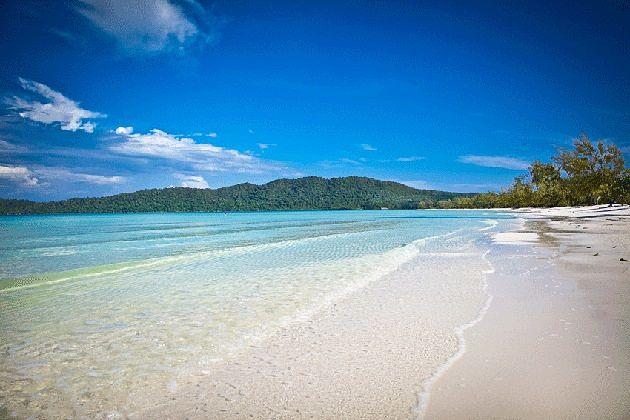 sihanoukville beach, Cambodia beach tours