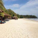 Cambodia family trip, sihanoukville island