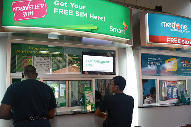 where to buy cambodia sim card, Cambodia Tour Vacations