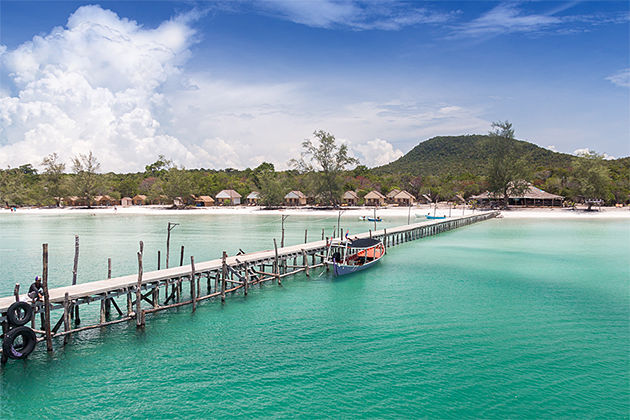 Koh Rong Island, Trips in Cambodia