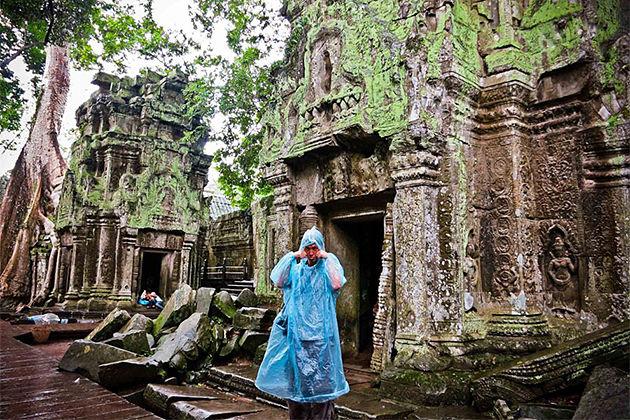 Rainy Season in Cambodia, Cambodia Tours