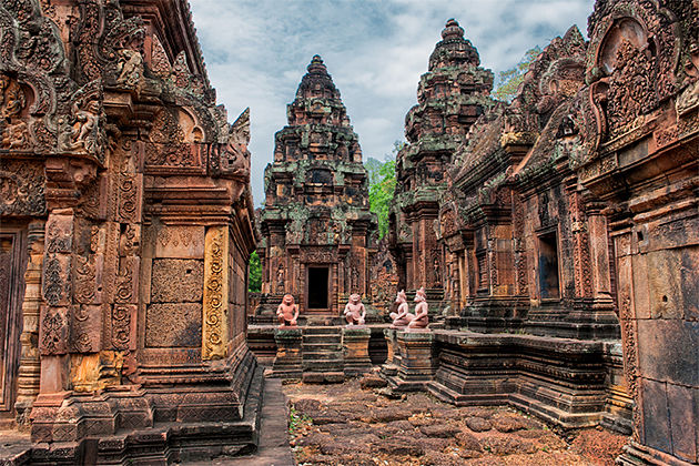Banteay Srei Temple - Must do thing in Siem Reap beyond Angkor Wat