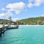 Sihanoukville, honeymoon trips in Cambodia