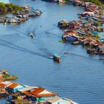 floating in the villages of Kompong Phluk, Cambodia trips
