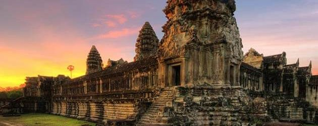 Cambodia Sightseeing Tour – 6 Days