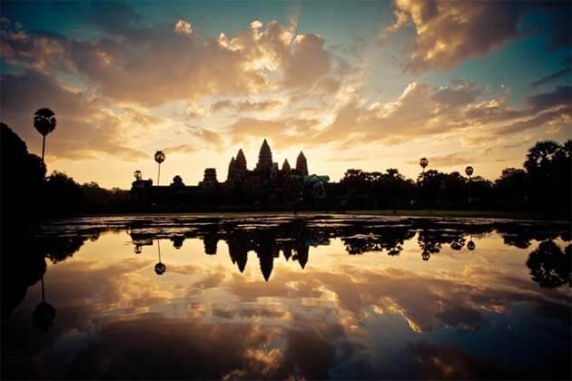Angkor Wat Sunrise in Phnom Penh, Phnom Penh Tours