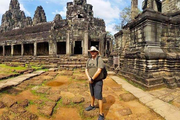 Cambodia Tours Review of Mr. Aiden