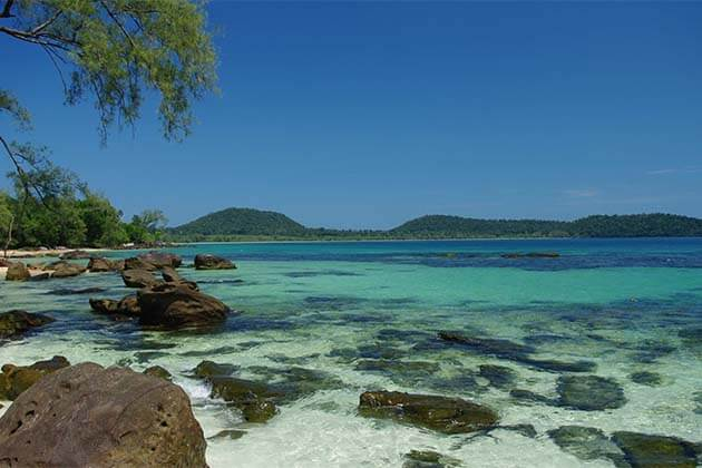 Koh Rong Island, travel to Cambodia