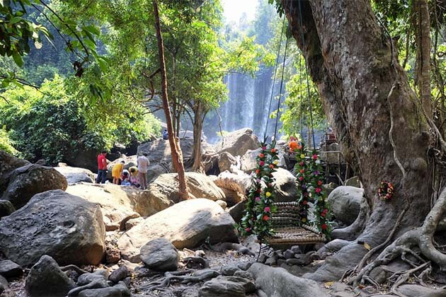 Kulen National Park, Travel to Cambodia