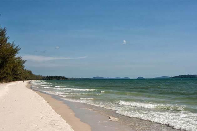 Ocheteaul Beach, Cambodia vacation