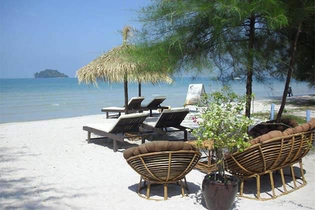 Otres Beach, Travel to Canbodia