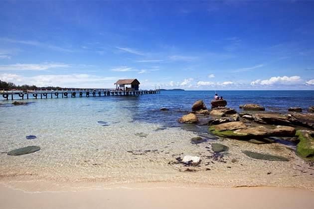 serendipity beach in your Cambodia tours