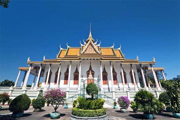 Silver Pagoda Phnom Penh Day Trips