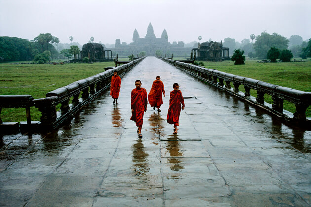 the rainy season in Phnom Penh, Phnom Penh tour Package