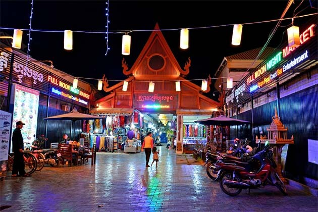 Tips for shopping in Cambodia, tours to Cambodia