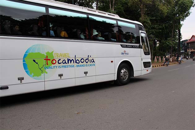 bus to Cambodia, Cambod Packages