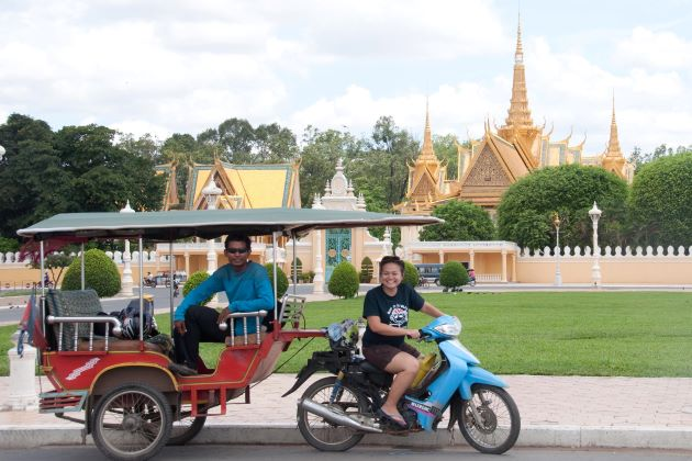 Cambodian Transportation   All about Transportation in Cambodia