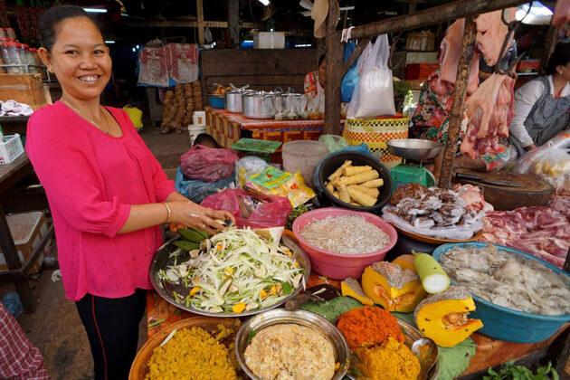 Siem Reap Markets, Siem Reap Tours