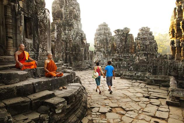 Siem Reap People, Siem Reap trips