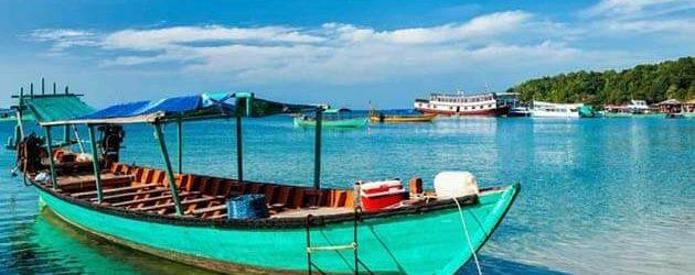 Sihanoukville Shore Excursion – Full Day