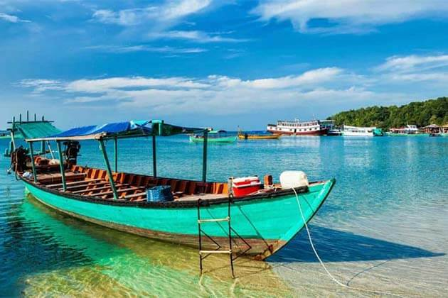 sihanoukvilla beach, Cambodia packages