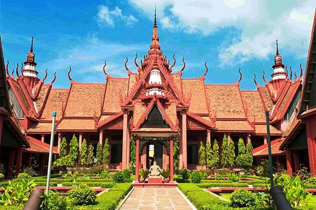 National Museum of Cambodia, Cambodia local tours