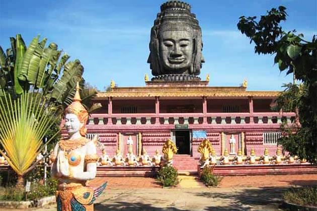 Phnom Srei, Cambodia Local Tours