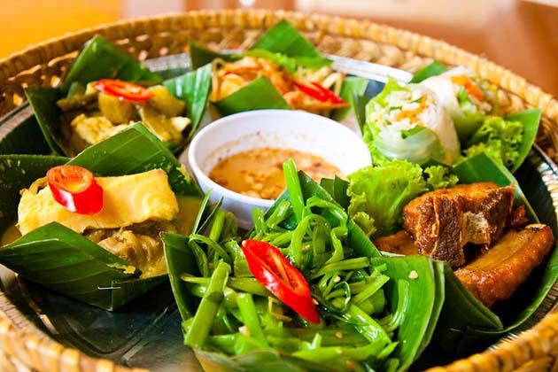 Cambodian cuisine, Cambodia trips