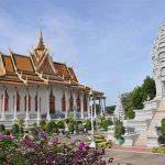 Silver Pagoda in Cambodia, family trip in Cambodia